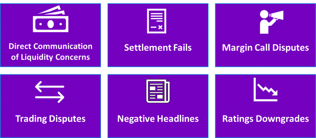 Accenture Examples of common stress indicators